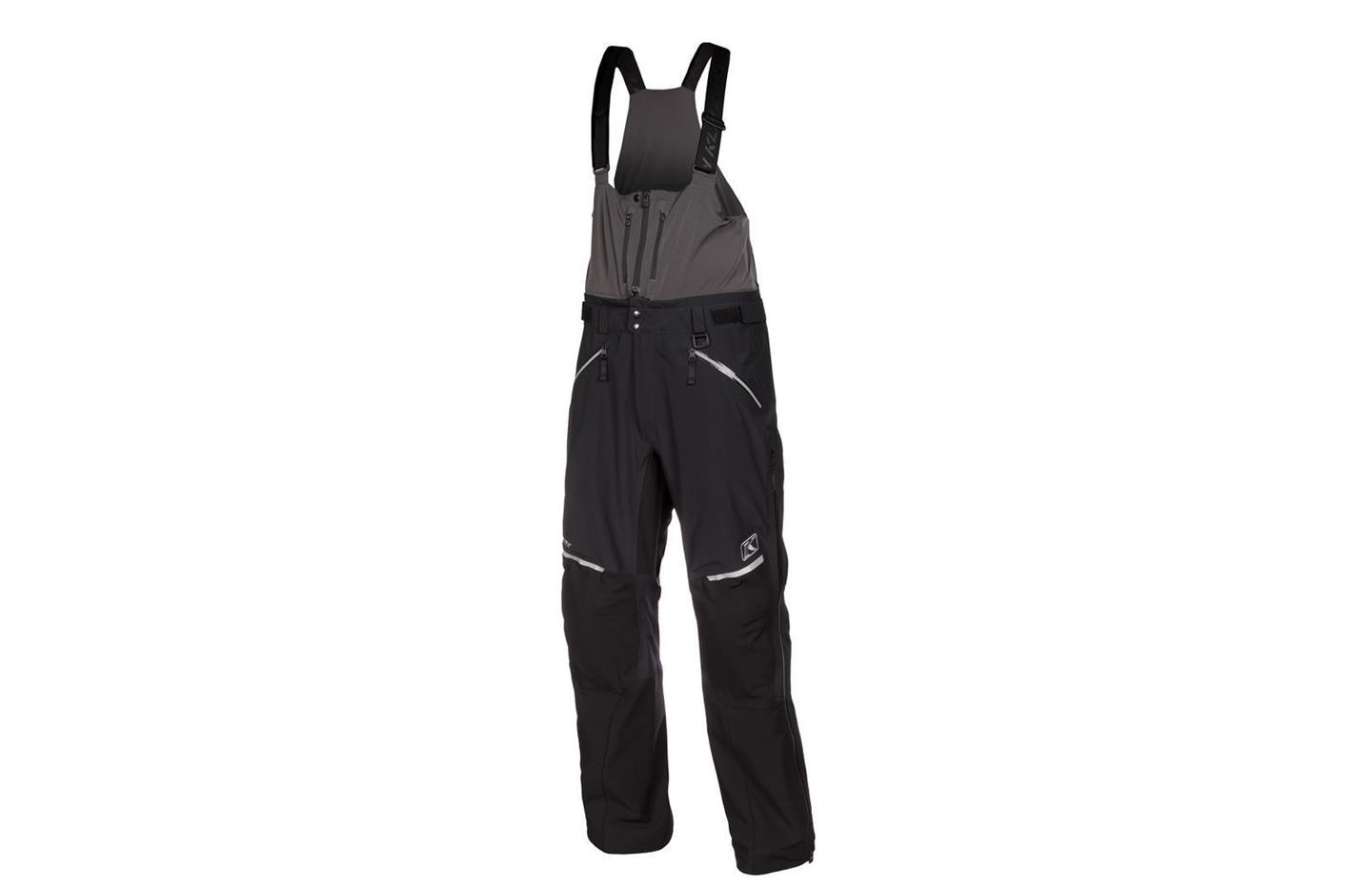 Klim Stealth Bib - Sort