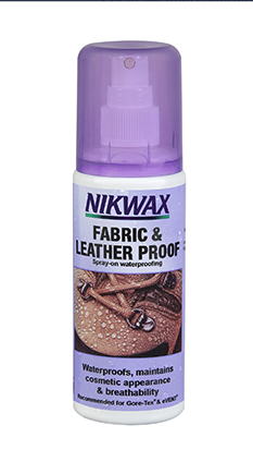 Fabric and Leather Spray On 125 ml