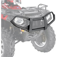 Sportsman Front Brushguard - Black