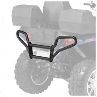 Sportsman Rear Brushguard - Black