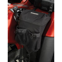Sportsman Fender Bag - Black