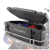 Sportsman TOURING 500, 550, 800, 850 Lock & Ride 1-Up Touring Rear Cargo Box - Black