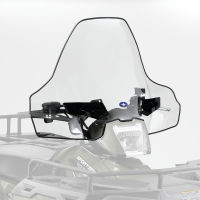 Sportsman Tall Windshield - Clear