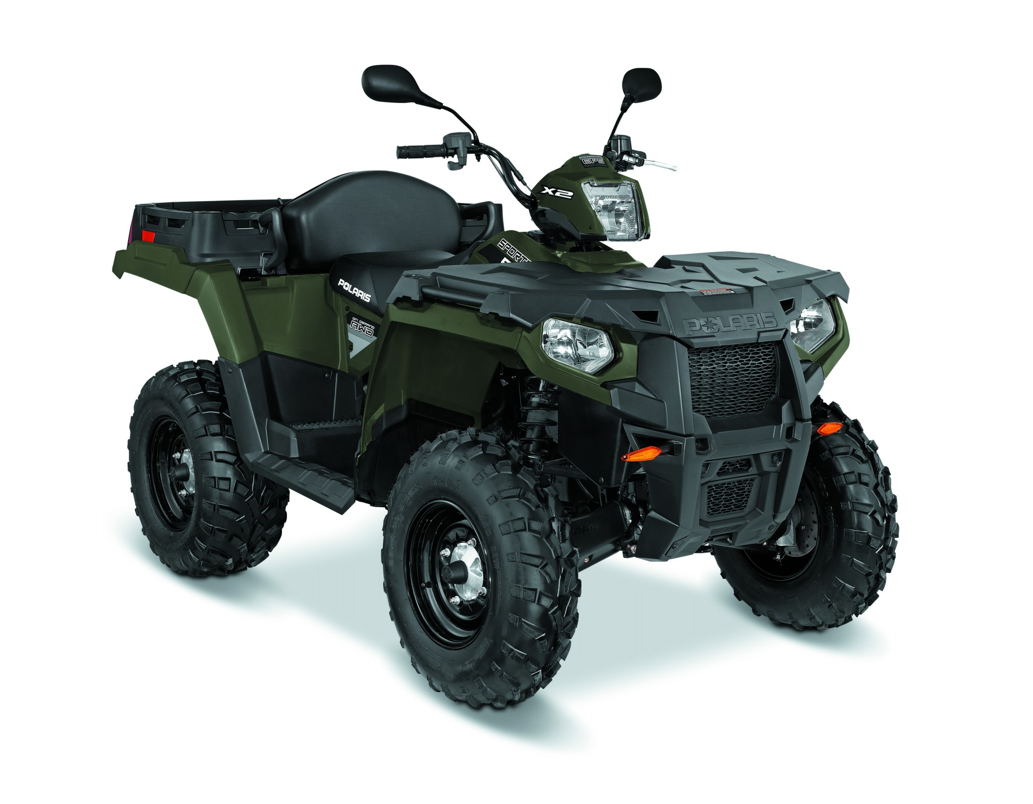 Sportsman 570 X2 EPS