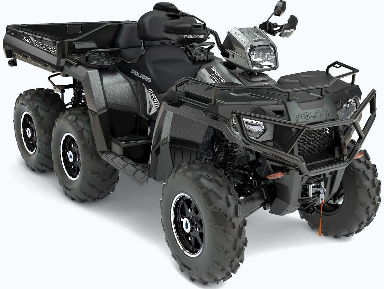 Polaris Sportsman 570 Big Boss 6x6 LE