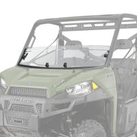 RANGER Lock & Ride Pro-Fit Half Windshield