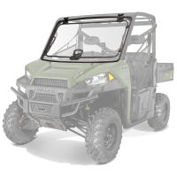 RANGER 900 & 900 CREW Pro-Fit Tip-Out Poly Windshield