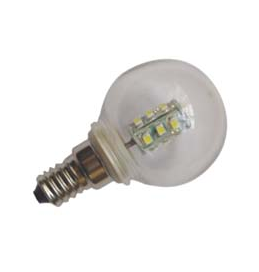LED-pære - E14, 1 watt