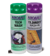 2 pk Tech Wash 300 ml og TX Direct 300 ml.