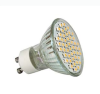 LED-pære spot - MR 16, GU10, 3 watt