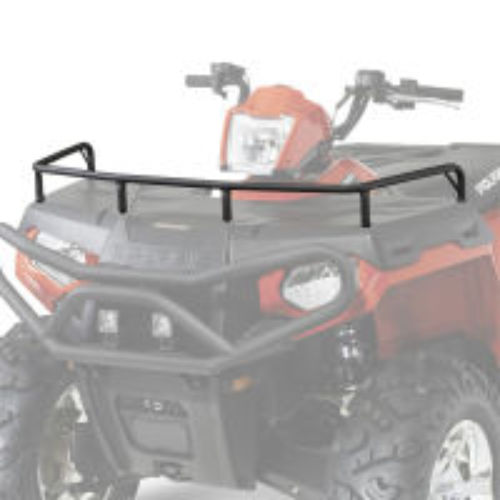 Sportsman 400, 500, 800 AND BIG BOSS Front Rack Extender - Black